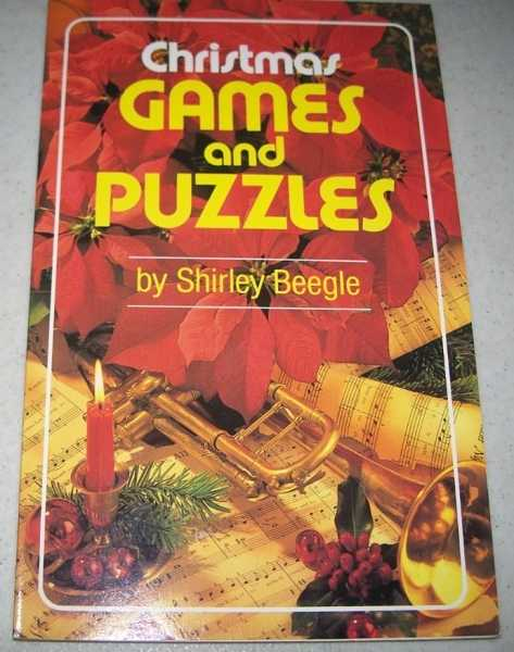 Christmas Games and Puzzles, Beegle, Shirley