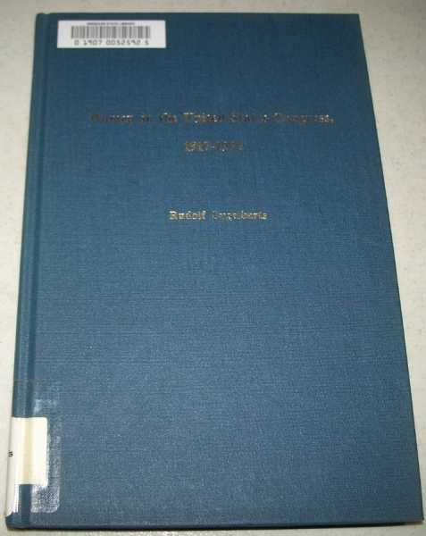 Women in the United States Congress, 1917-1972: Their Accomplishments with Bibliographies, Engelbarts, Rudolf