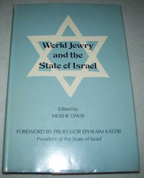 World Jewry and the State of Israel, Davis, Moshe (ed.)