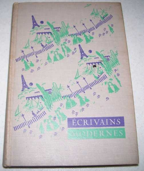 Ecrivains Modernes: An Anthology of Modern Authors, McNulty, John L. and Lombardi, Julius S. (ed.)