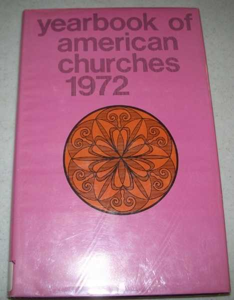 Yearbook of American Churches 1972, Jacquet, Constant H. (ed.)