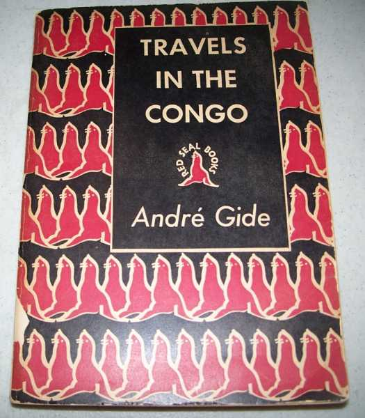 Travels in the Congo, Gide, Andre
