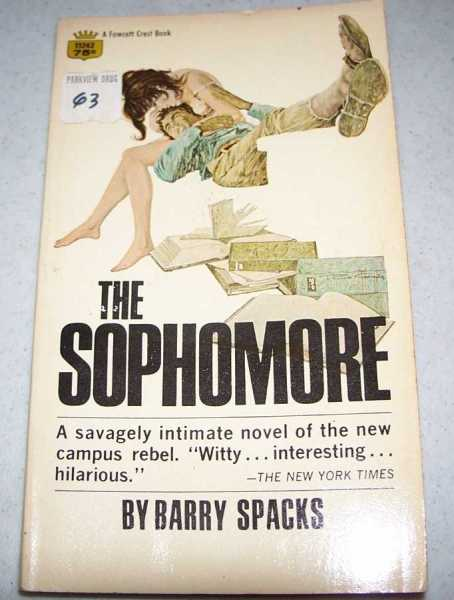 The Sophomore, Spacks, Barry
