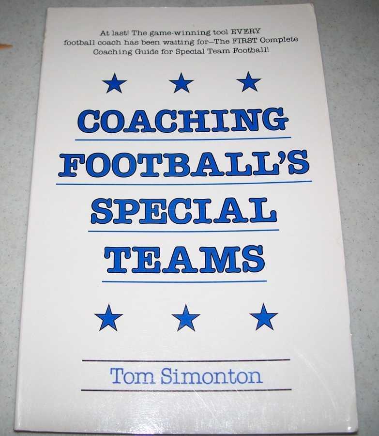 Coaching Football's Special Teams, Simonton, Tom