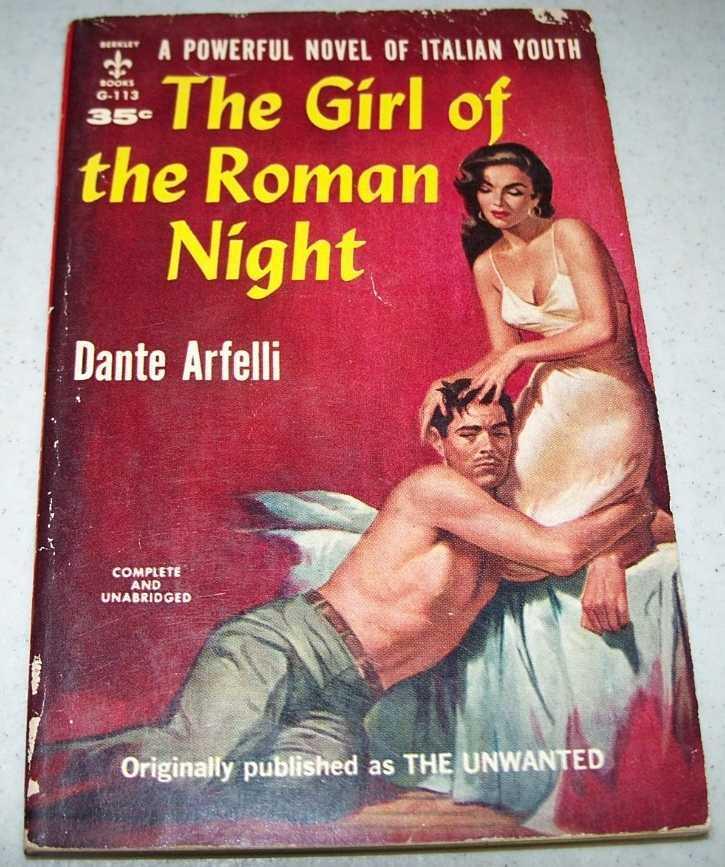The Girl of the Roman Night, Arfelli, Dante