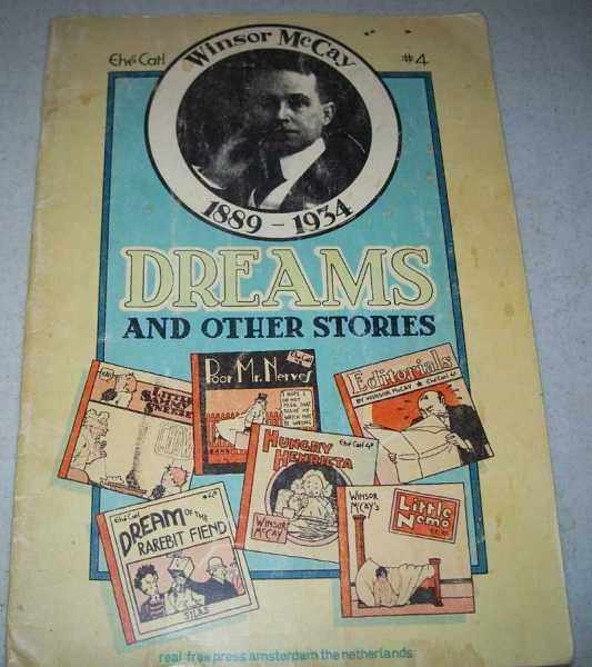 Ehe Catl #4: Dreams and Other Stories, McCay, Winsor