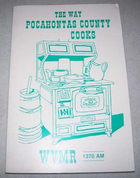The Way Pocahontas County (West Virginia) Cooks, Various