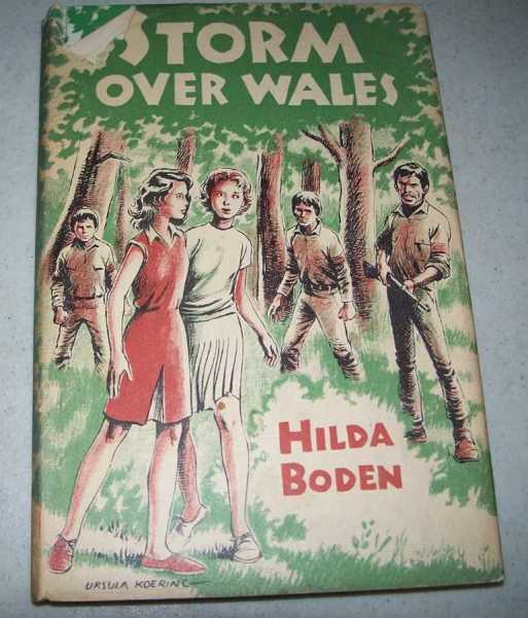 Storm Over Wales, Boden, Hilda