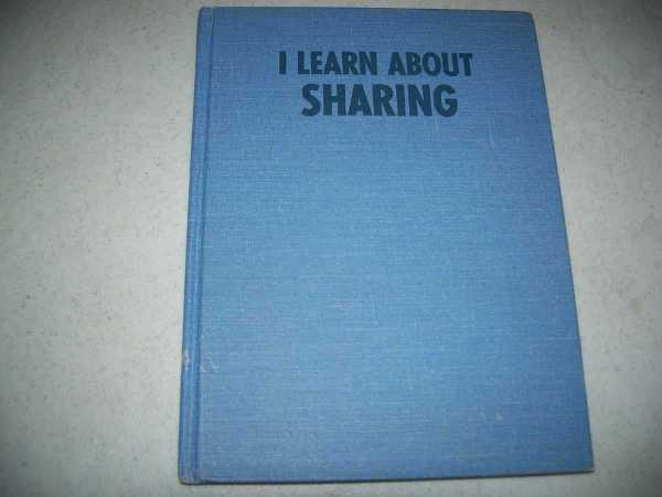 I Learn About Sharing, Roorbach, Harriet A.