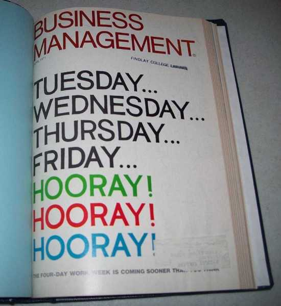 Business Management Magazine Volume 40, October 1970-October 1971, N/A