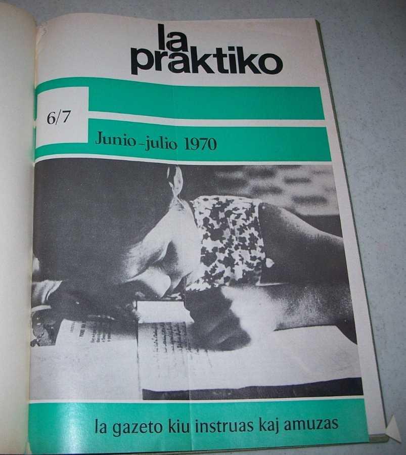 La Praktiko Junio-Decembro 1970 (Esperanto Magazine), N/A