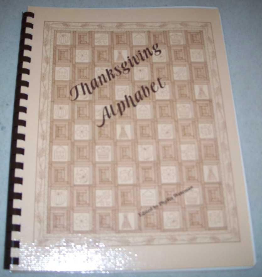 Thanksgiving Alphabet, Vos Wezeman, Phyllis (ed.)