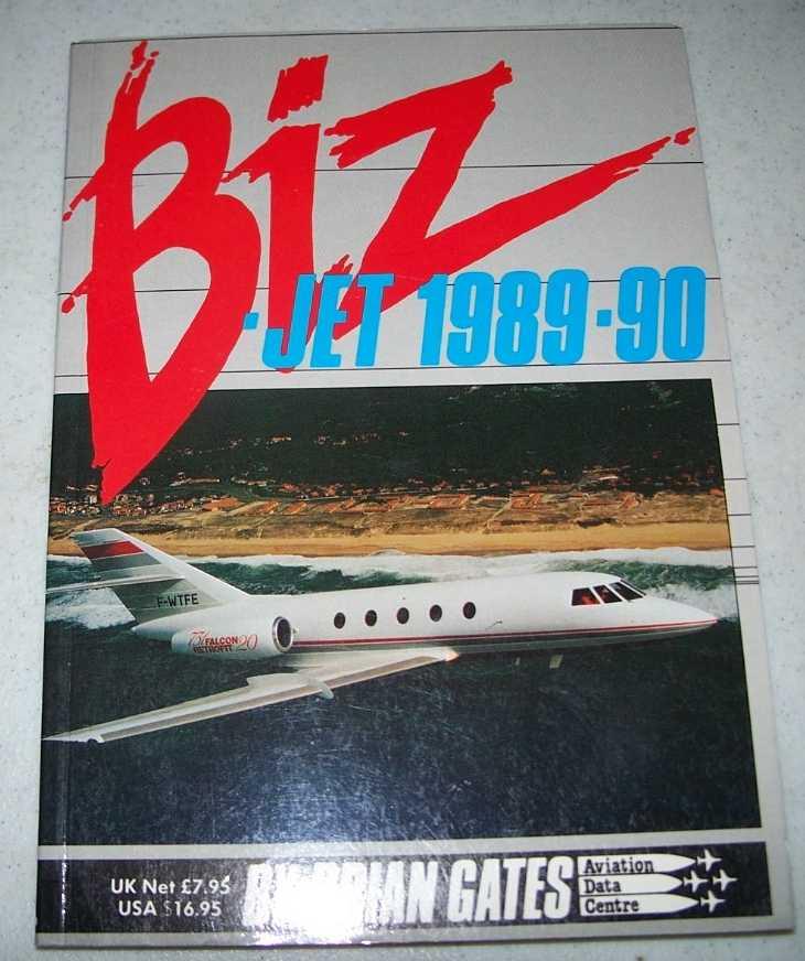 Biz Jet 1989-1990, Gates, Brian