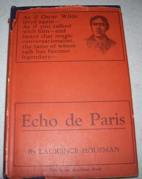 Echo de Paris, Housman, Laurence
