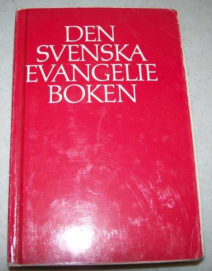 Den Svenska Evangelieboken, N/A