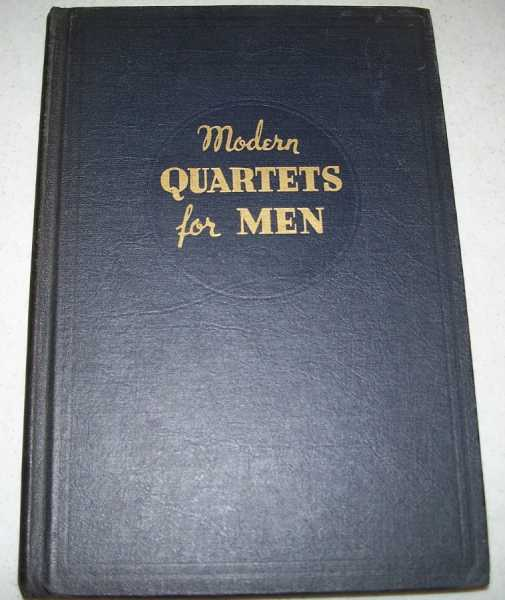 Modern Quartets for Men, Ackley, B.D. and Miles, C. Austin (ed.); Rodeheaver, Homer (compiled); Price, Norman