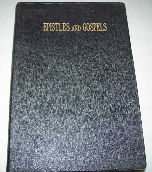 The Epsitles and Gospels, N/A