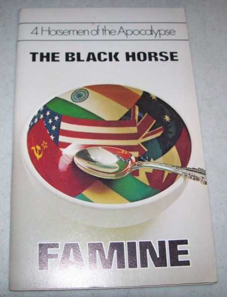 Famine: 4 Horsemen of the Apocalypse, The Black Horse, Ritter, George