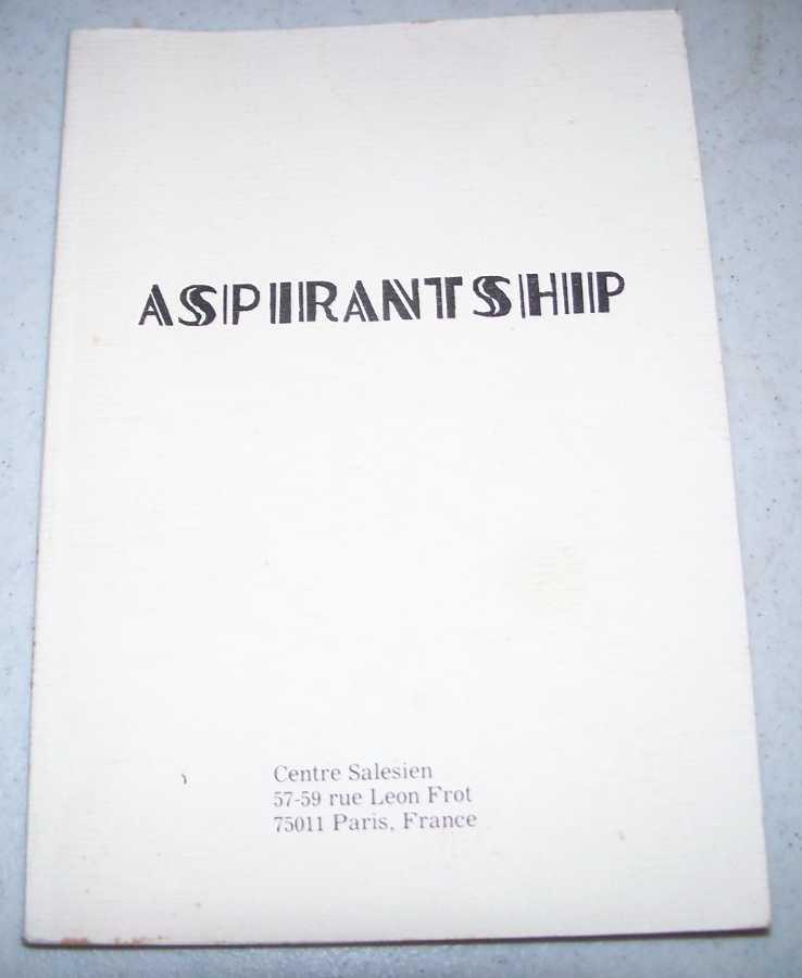 Aspirantship, Arulswamy, Paul