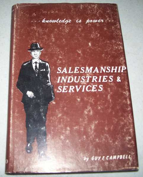 Salesmanship, Industries and Services, Campbell, Guy F.