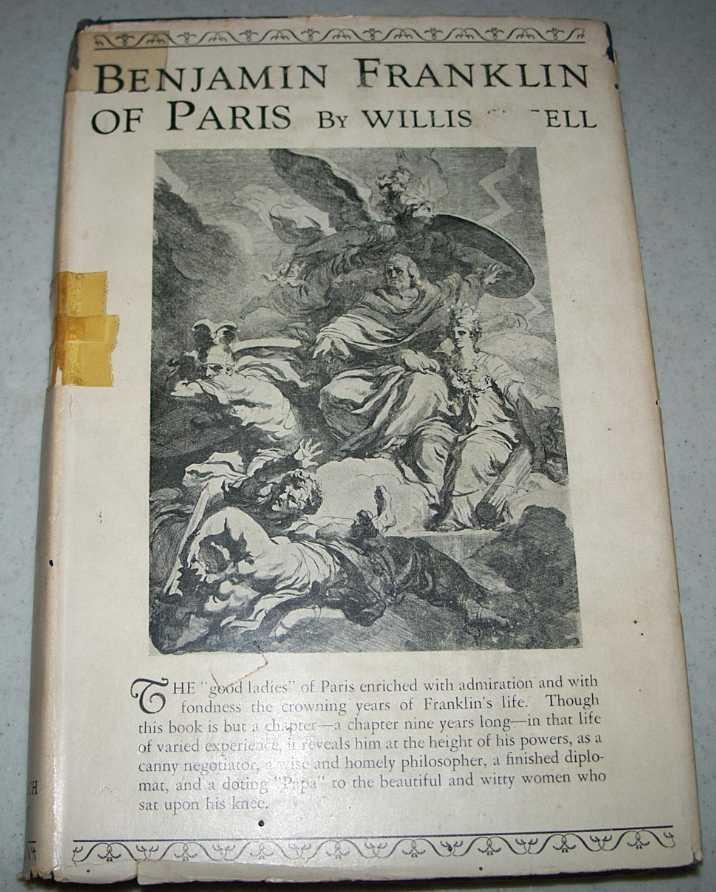 Benjamin Franklin of Paris 1776-1785, Steell, Willis