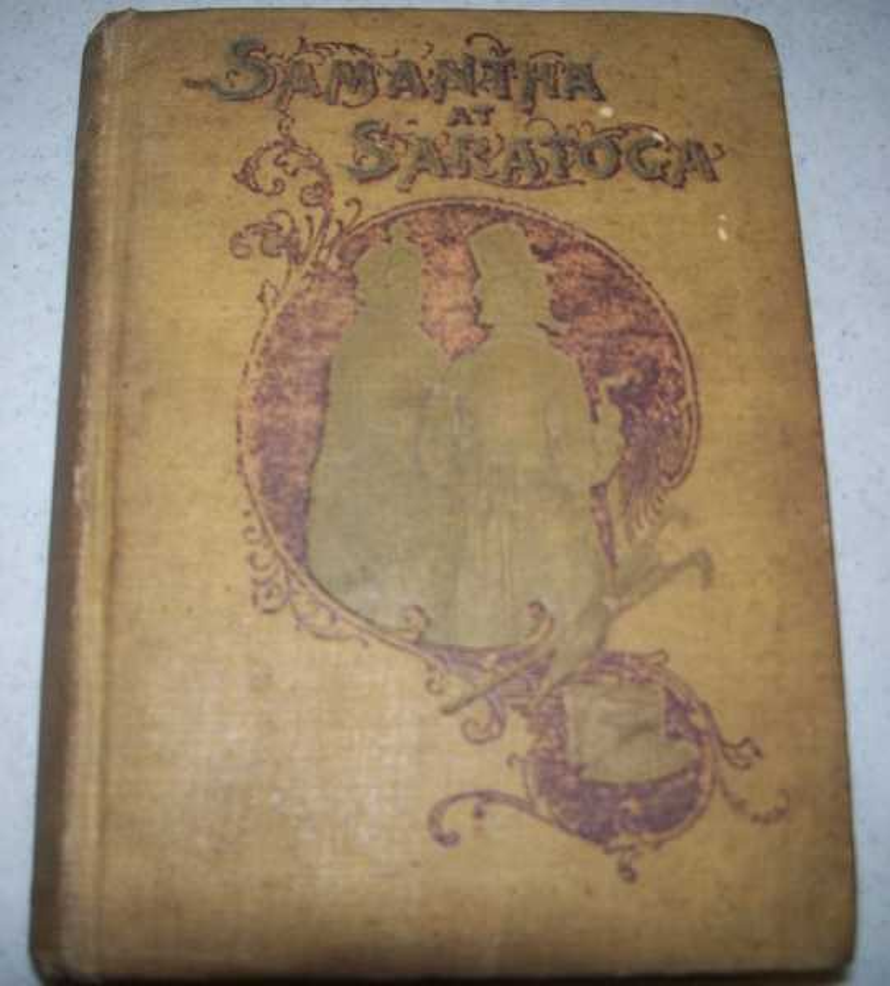 Samantha at Saratoga or Racin' After Fashion, Holley, Marietta (Josiah Allen's Wife)