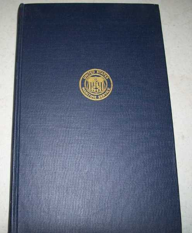 United States Maritime Service Hospital Corps School Manual (USMS), N/A