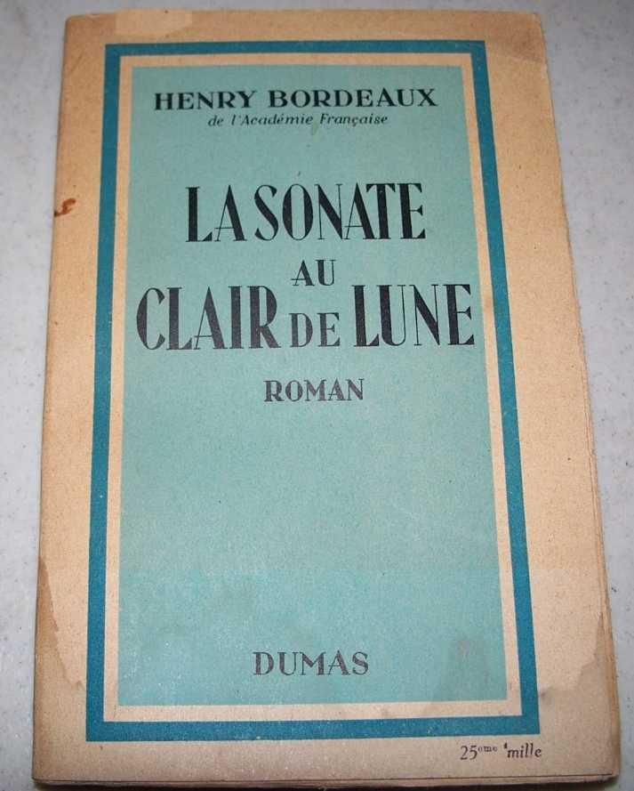 La Sonate au Clair de Lune, Bordeaux, Henry
