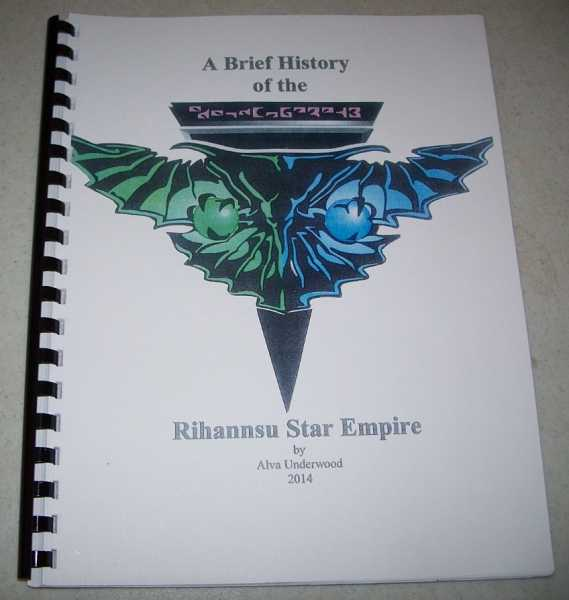A Brief History of the Rihannsu Star Empire, Underwood, Alva
