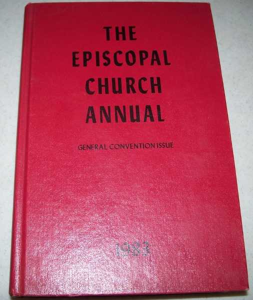 The Episcopal Church Annual 1983, General Convention Issue, N/A