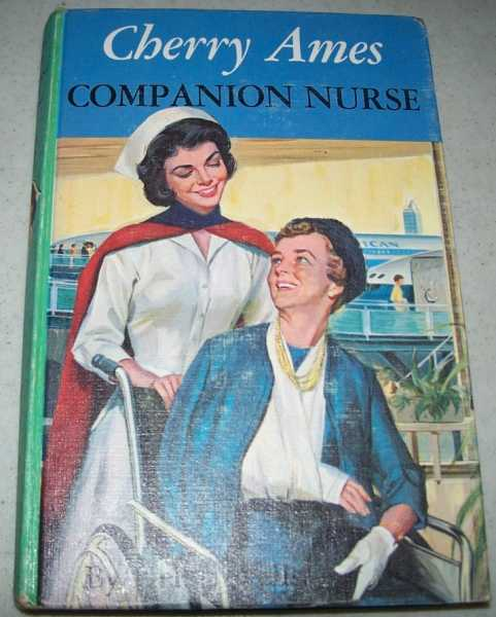 Cherry Ames Companion Nurse (Cherry Ames Stories #24), Wells, Helen