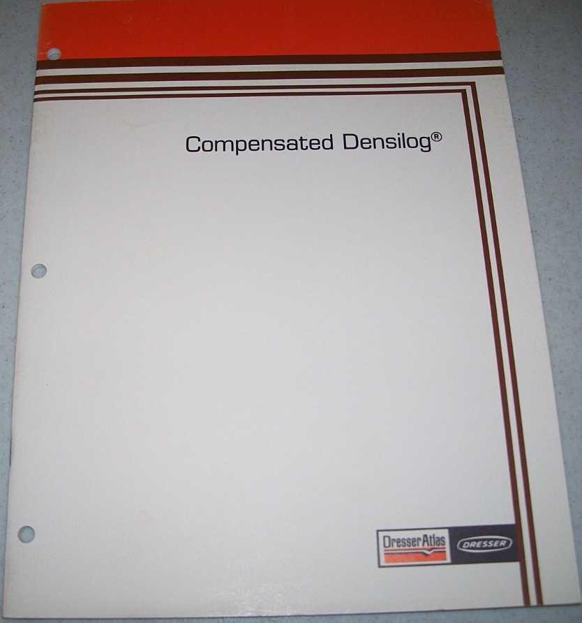 Compensated Densilog, N/A