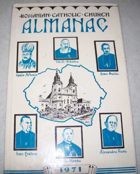 Romanian Catholic Church Almanac for 1971, N/A