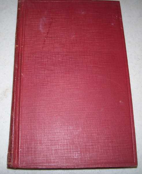 Annual Survey of American Chemistry Volume IX 1934, West, Clarence J. (ed.)