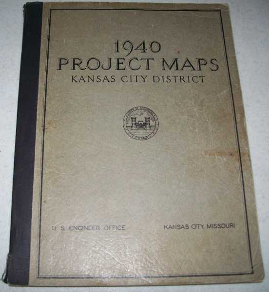 1940 Project Maps, Kansas City District, N/A