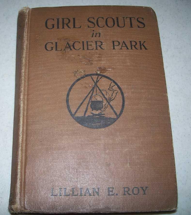 Girl Scouts in Glacier Park, Roy, Lillian Elizabeth
