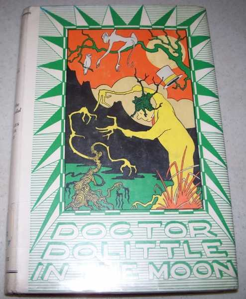 Doctor Dolittle in the Moon, Lofting, Hugh