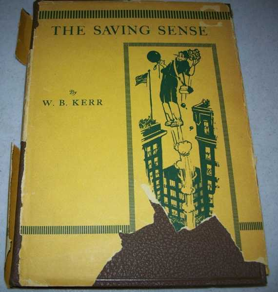 The Saving Sense, Kerr, W.B.
