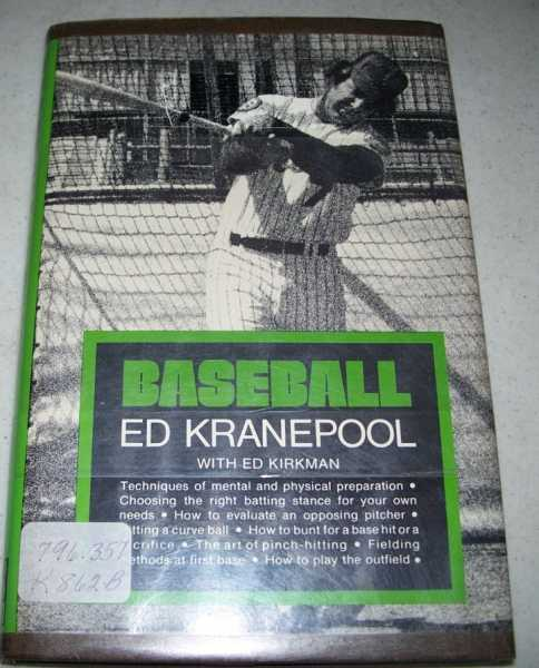 Baseball, Kranepool, Ed with Kirkman, Ed