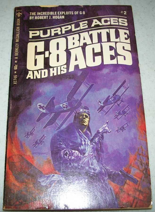 G-8 Battle of the Aces #2: Purple Aces, Hogan, Robert J.