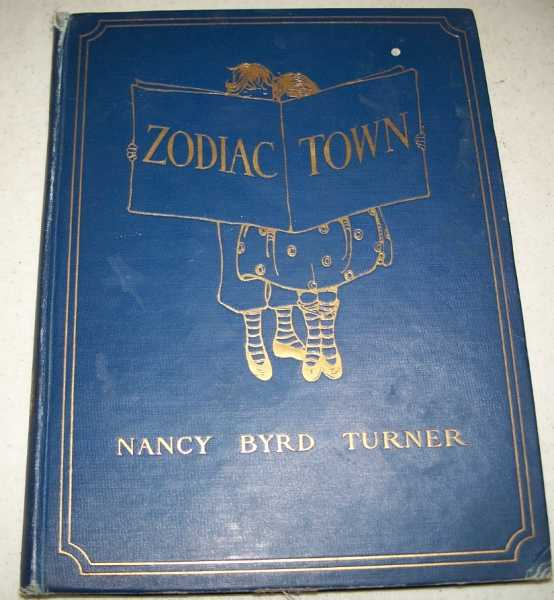 Zodiac Town: The Rhymes of Amos and Ann, Turner, Nancy Byrd