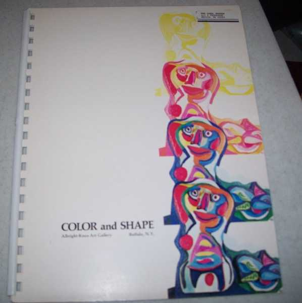 Color and Shape, N/A