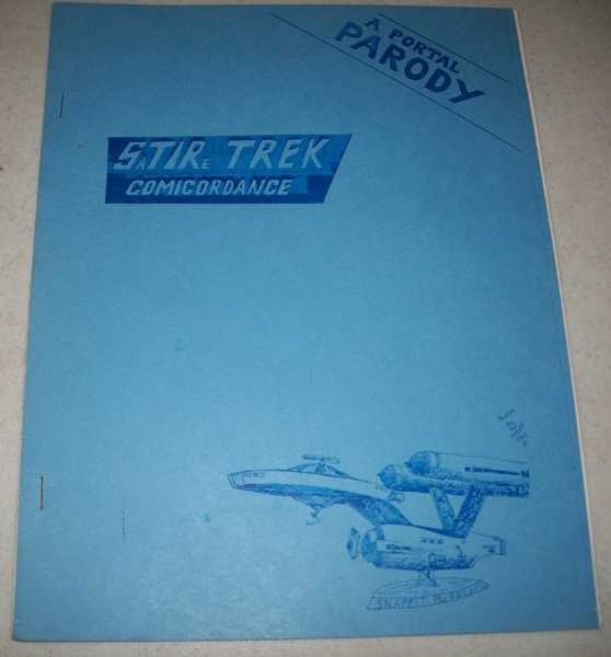 Satire Trek Comicordance of Peebles, Platzes and Thingies: A Portal Parody (Star Trek Fanzine), Roll, Henry