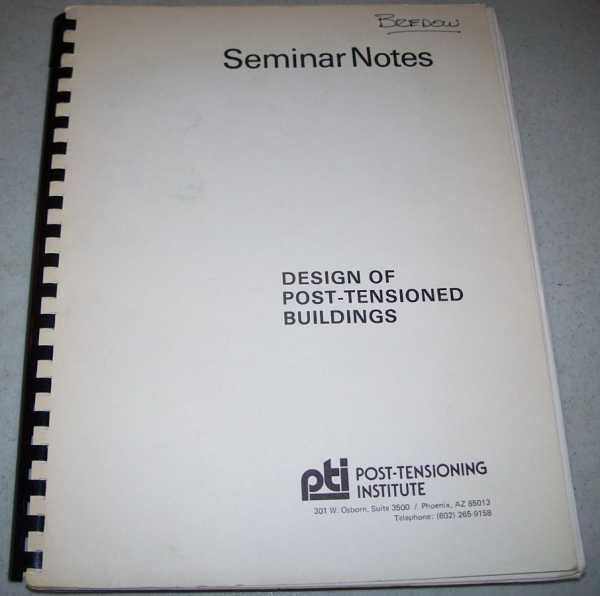 semina notes Lecture notes can be downloaded from the links below: (lecture notes are large, we recommend right-clicking the file to save/download to your computer.