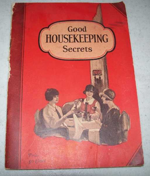Good Housekeeping Secrets, N/A