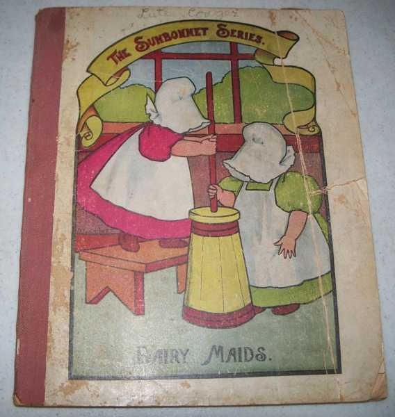 The Sunbonnet Series: Dairy Maids (Writing Tablet/book), N/A