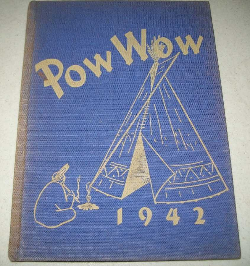 Pow Wow 1942 Yearbook: Indianola (Iowa) High School, N/A
