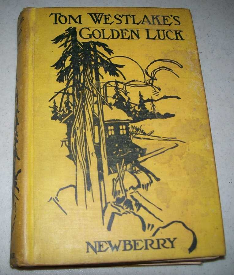 Tom Westlake's Golden Luck: A Story of Adventure in California, Newberry, Perry