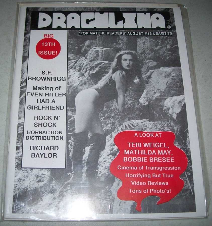 Draculina issue  #13, Gallagher, Hugh