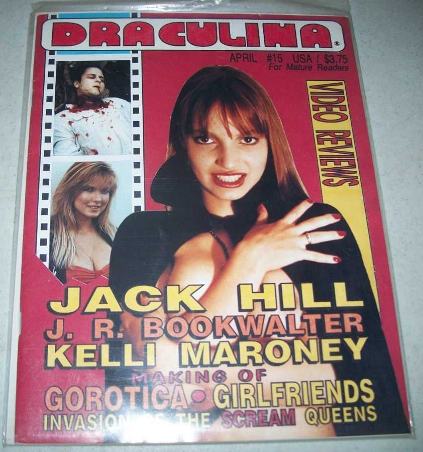 Draculina issue  #15, Gallagher, Hugh